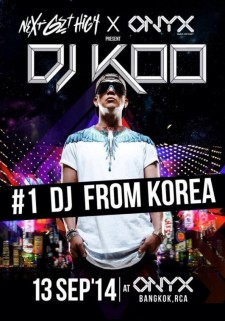 DJ KOO (Korea)