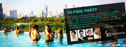 So Pool Party