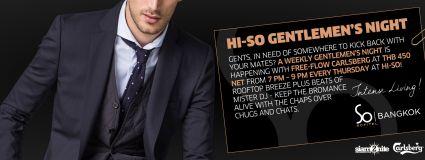 Gentlemens Night