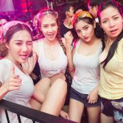 3rd Time Foam Party